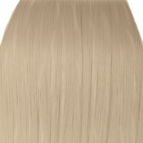 "15"" Clip in Hair Extensions STRAIGHT Champagne Blonde #22 FULL HEAD 8pcs"