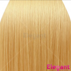 "18"" Clip in Hair Extensions STRAIGHT Golden Blonde #26 FULL HEAD 8pcs"