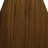 FRINGE BANG Clip in Hair Extensions Classic Style Light Auburn #30Y
