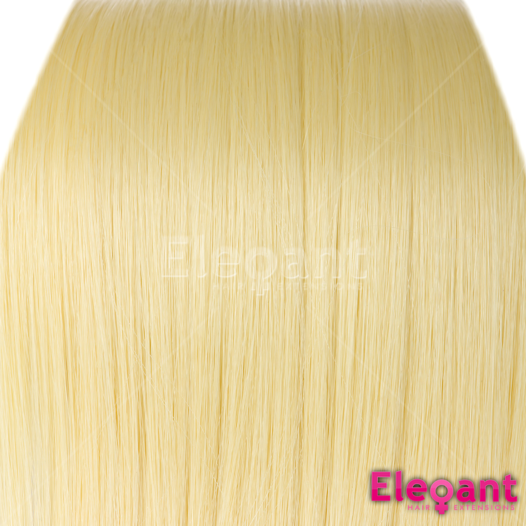 Lush Lightest Blonde Hair Extensions 121