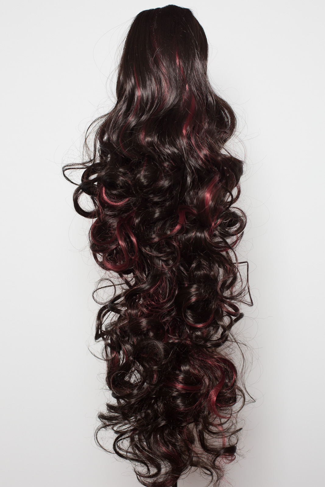 PONYTAIL-Clip-In-On-Hair-Extensions-REVERSIBLE-ALL-COLOURS-SIZE-STYLE