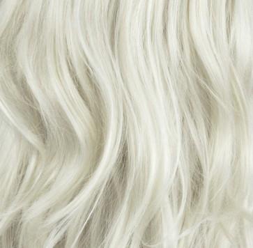20 Inch One Piece Straight - Platinum Blonde