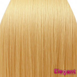"15"" Clip in Hair Extensions STRAIGHT Golden Blonde #26 FULL HEAD 8pcs"