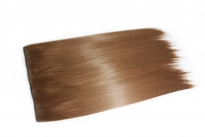 20 Inch One Piece Straight - Chestnut Brown